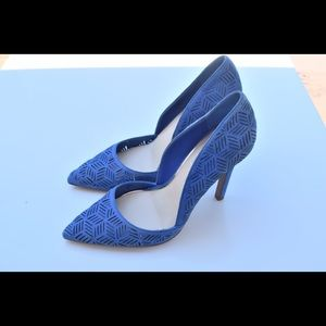 Jessica Simpson Shoes - Jessica Simpson Charlie d'Orsay Pumps